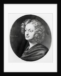 Portrait Of Composer Henry Purcell by Corbis