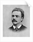 Portrait Of Composer Anton Dvorak by Corbis