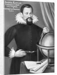 Portrait of Johannes Kepler by Corbis