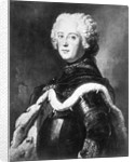 Frederick the Great as Crown Prince by Antoine Pesne