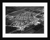 Aerial View Of Housing Development by Corbis