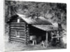 Log Cabin In Canyon Creek, Oregon by Corbis