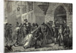 Prisoners Liberated From The Bastille by Corbis