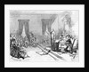 George Washington At Constitutional Conv by Corbis
