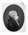 Wolfgand A Mozart Profile by Corbis