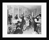 Edouard Degas Painting Of Cotton Market by Corbis