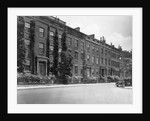 Brownstones Along Washington Square by Corbis