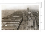 Aerial Photo Of Ports Of West Street, Ny by Corbis