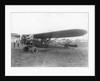 """Plane Marked """"Byrd Antarctic Expedition"""" by Corbis"""
