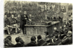 Gladstone's First Home Rule Bill by Corbis
