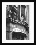 Facade of New York Trust Co by Corbis