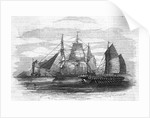 Ship Smuggling Opium In China by Corbis