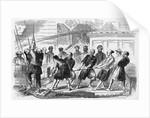 Men Work To Extract Opium In China by Corbis