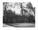 Healy Building At Georgetown University by Corbis
