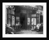 Entrance To Gambling House by Corbis