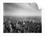 View Of Mid-Manhattan Skyline by Corbis