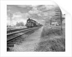 Train Leaving Town by Corbis