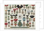 Forty German Medals by Corbis
