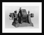 Closeup Of Early Electric Motor by Corbis