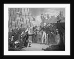 Spanish Surrender To Admiral Nelson by Corbis