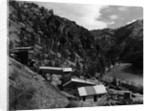 Aerial Photo Of Gold Mine @ River Canyon by Corbis
