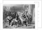 Illustration of the Seven Ages of Man by Corbis