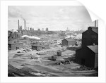 General View Of The Republic Steel Plant by Corbis