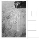 Aerial View Of Khe Sanh Us Marine Base by Corbis