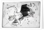 Engraving Of Cepheus Constellation by Corbis