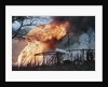 House Fire by Corbis