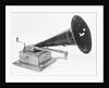 HMV Gramophone by Corbis