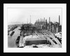 Gen View Of Krupp Steel Mill On Water by Corbis