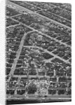 Aerial View Shows Tornado'S Path by Corbis