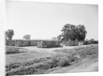 General View Of Boxcar Shanty Town by Corbis