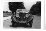 Frontal View Of Rolls-Royce Automobile by Corbis