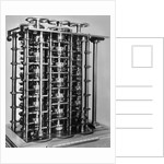 Difference Engine No. 1, by Charles Babbage