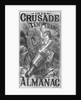 Temperance Crusade Almanac, 1875 by Corbis