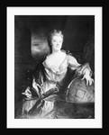 Portrait of Marquis de Chatelet by Corbis