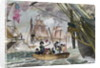 Battle / Lake Erie;Oliver Perry Is Rowed by Corbis