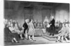 Signing Of The Constitution Of The Us by Corbis