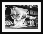 Full Scale Models of Spacecrafts by Corbis