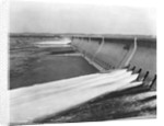 Assuan Dam on the Nile River by Corbis