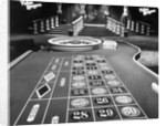 Roulette Table by Corbis