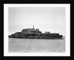 Alcatraz Island from Sea Level by Corbis