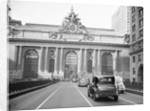 Grand Central Terminal from Park Avenue by Corbis