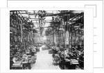 Crankshaft Grinding Department at Ford Motor Company by Corbis