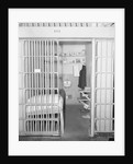 Confinement Cell at Alcatraz by Corbis