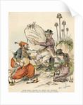 Englishman Makes Money As Turks Invade by Corbis