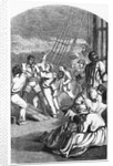 French Attack On Haitian Leader by Corbis