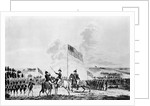 Andrew Jackson On Horse/Litho/New Orlean by Corbis